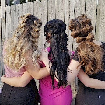 Styles & Updos