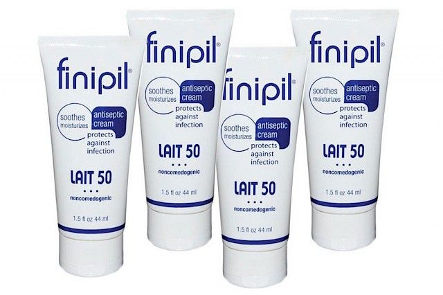 Soothe Your Skin After Waxing Or Facial Treatments With Finipil Lait 50